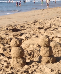 CARLA - Hapuna Sand man